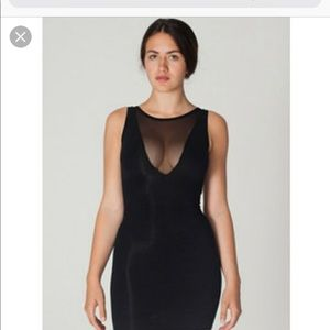 Two size s American apparel dresses!